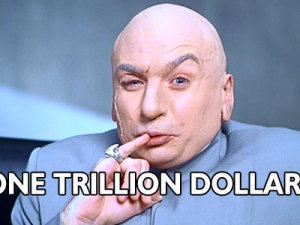 Pssst. Hey food manufacturers… here's a trillion dollars.